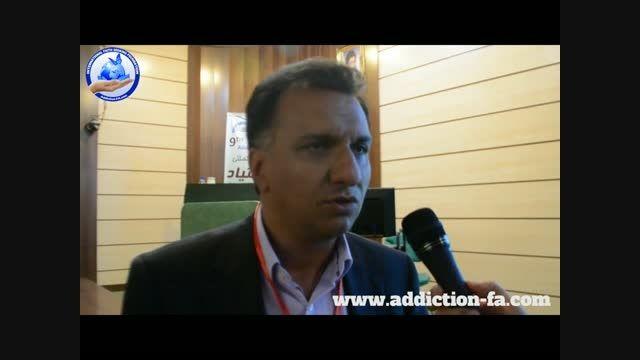 مصاحبه سایت تخصصی ترک اعتیاد با علی طلایی