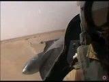 مانور بسیار زیبای جنگنده های میراژ