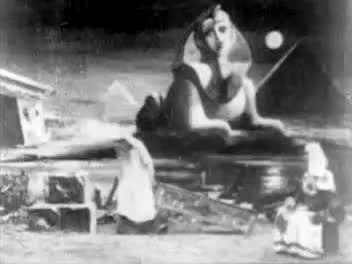 فیلم هیولا از ژرژ ملی یس سال 1903