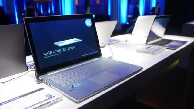 لپ تاپ جدید ایسوس ZenBook Pro UX501