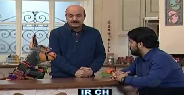 کلیپ خنده دارکلاه قرمزی 94 با حضور حامد بهداد عیدی جیگر