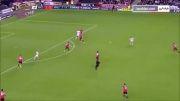 گل ها و خلاصه بازی میلتون کینز 4 - 0 منچستر یونایتد