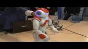 رقص آذری ربات-رقص ربات آذربایجانی ساخت دانشجوهای باکو