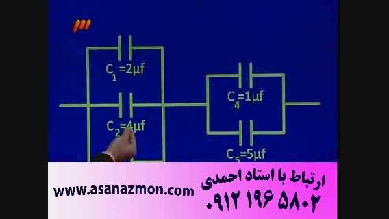 امیر مسعودی اولین مدرس ریاضی و فیزیک در صدا و سیما -  7