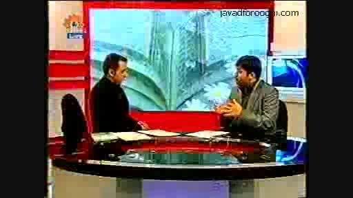 گفتگوی تلویزیونی (شبکه جهانی سحر) 18