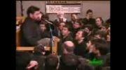کریمی:روضه ی سوزناک امام حسین ( علیه السلام ) در سال 86