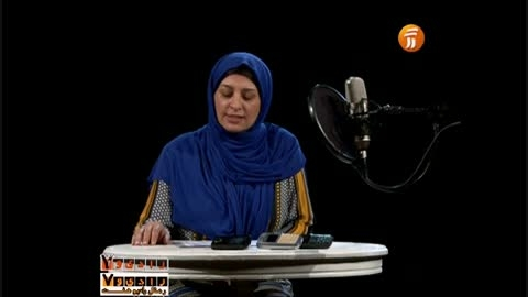 متن خوانی مائده طهماسبی و تنها با صدای ناصر عبدالهی