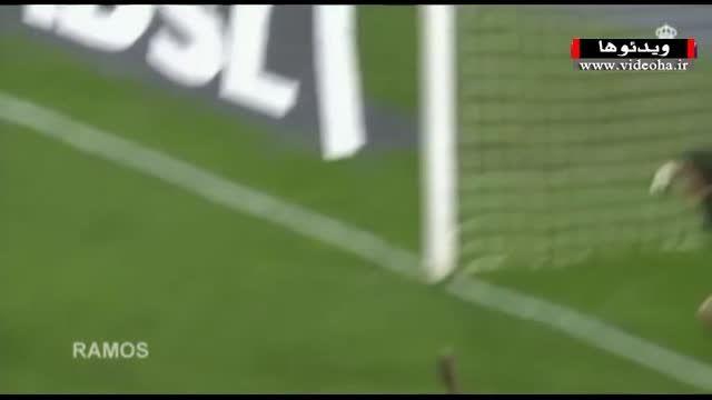 برترین گلهای رئال مادرید مقابل بارسلونا