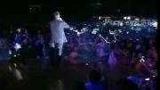 اجرای ترانه حسبی ربی در کنسرت ساریوو(بوسنی)-سامی یوسف