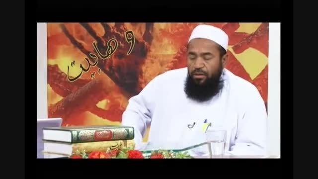 نظر مولوی لاشاری درباره ابن تیمیه و تقلید ق 60