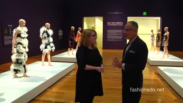 تولید لباس فشن با استفاده از پرینترهای سه بعدی