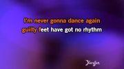 George Michael careless whisper karaoke 2