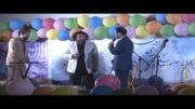 جدیدترین اجرا حسن ریوندی ( طنز و تقلید صدا و شومنی )