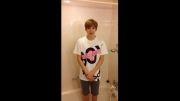 U-KISS ••• Kevin ••• Ice Bucket Challenge