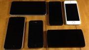 تست باتری  iPhone 6 Plus و iPhone 6 در کنار اندرویدی ها