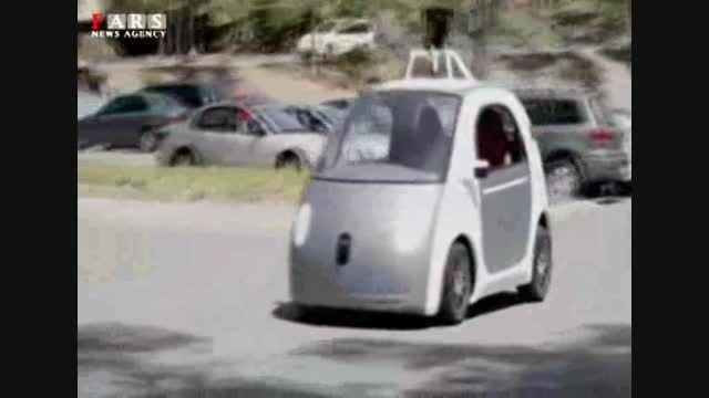 خودروی هوشمند گوگل،بدون فرمان و پدال گاز و پدال ترمز