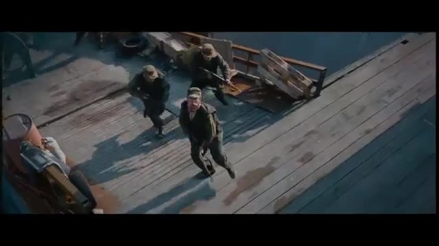 سکانس برتر فیلم expandables2