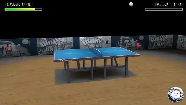اندسافت - تریلر بازی Pro Arena Table Tennis
