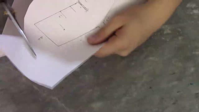 ساخت پاراگلایدر با وسایل ساده