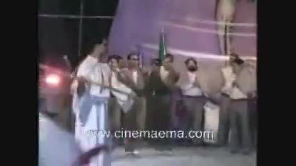 ای ایران با صدای پرویز پرستویی و دیگر هنرمندان سینما
