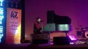 نوازندگی  سلطان احساس piano