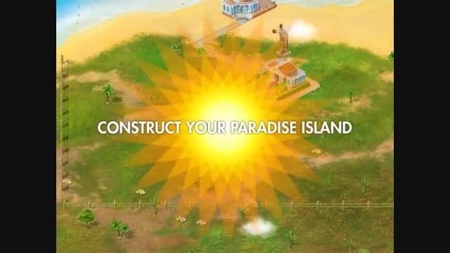 بازی پرطرفدار جزیره بهشتی اندروید-Paradise Island