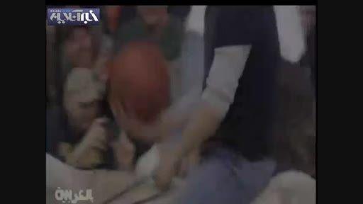 بازی بسکتبال سوار بر الاغ!!!!!!!!!!