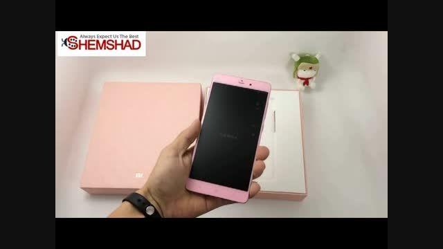 گوشی موبایل Mi note Pink Edition
