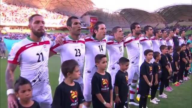 گلهای ایران - بحرین (2-0) جام ملتهای آسیا