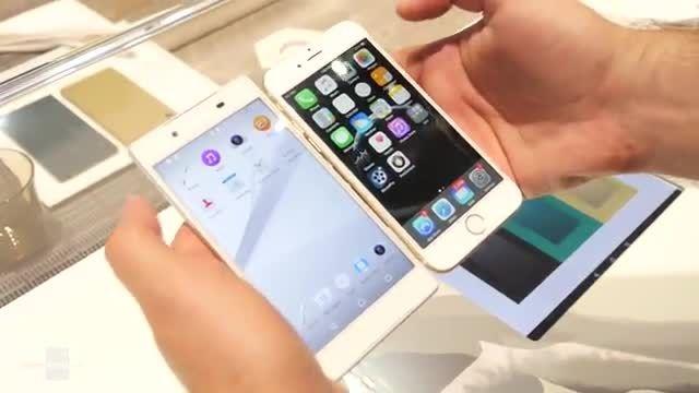 مقایسه ایفون 6 با سونی اکسپریا زد 5