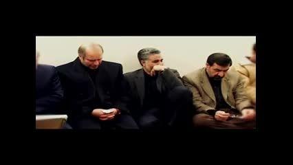 گریه های حاج قاسم سلیمانی....