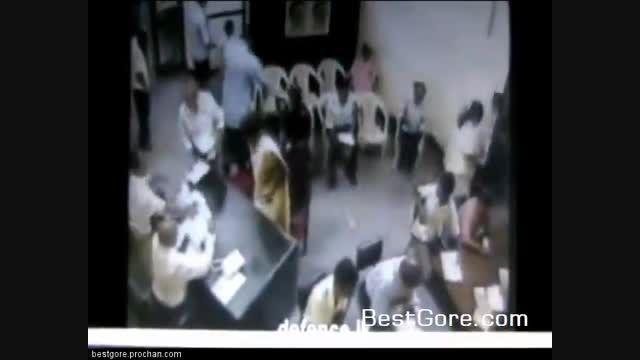 حمله انتحاری زنی در سریلانکا