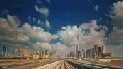 شهر زیبای دبی │جدیدترین و زیباترین کلیپ│