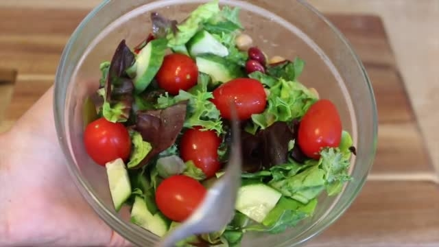 رژیم گیاهخواری - روز اول