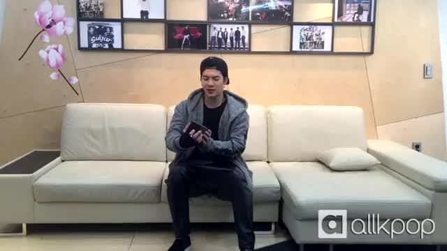 GOT7's Jackson says thanks for his 2014 allkpop award!