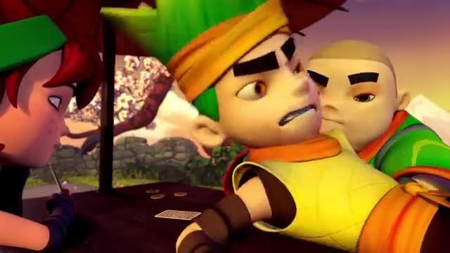 تریلر بازی Fruit Ninja برای اندروید