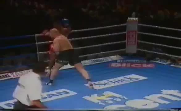 مبارزه اَندی هوگ و مایک برناردو 1997