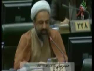 صحبت نماینده مجلس در مورد وزارت خارجه ایران