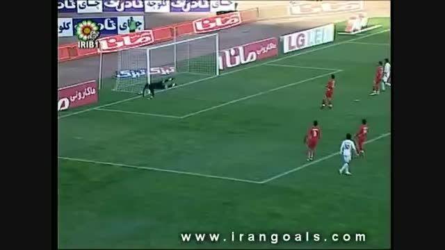 بازی خاطره انگیز پرسپولیس 2-0 مس کرمان