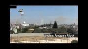 حمله سوریه به تروریست ها از دید اسرائیل و تروریست ها