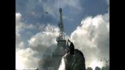 سقوط برج ایفل در بازی Call of Duty Modern Warfare 3