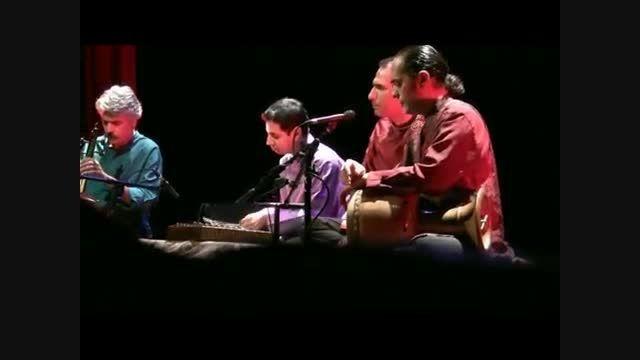کنسرت کلهر، علیشاپور، بهرامی فرد و خلج