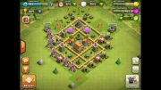Clash Of Clans - Level 5 Town Hall Hybrid Base