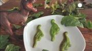 تولید غذا و شیرینی با چاپگر سه بعدی