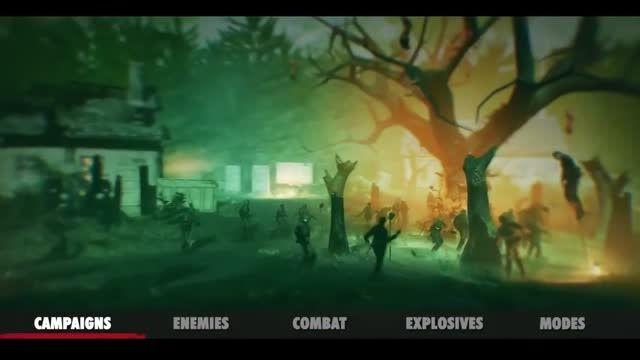 تریلر گیم پلی جدید از Sniper Elite Zombie Army Trilogy