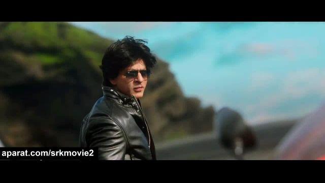 شاهرخ خان در موزیک ویدیوGerua دلواله(+لینک موزیک ویدیو)