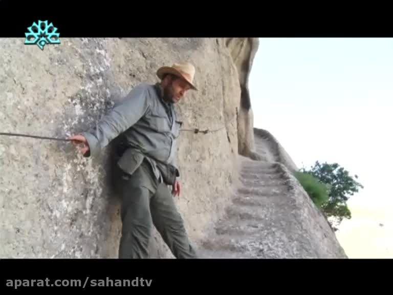 سفرنامه آذربایجان در قلعه پشتو و طبیعت بکر هوراند