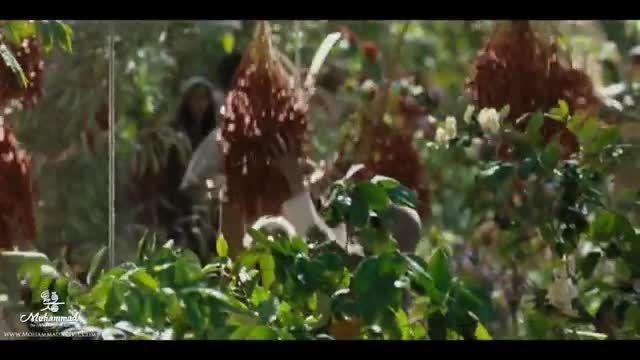 قطعه ای دیدنی از فیلم محمد رسول الله ص مجید مجیدی