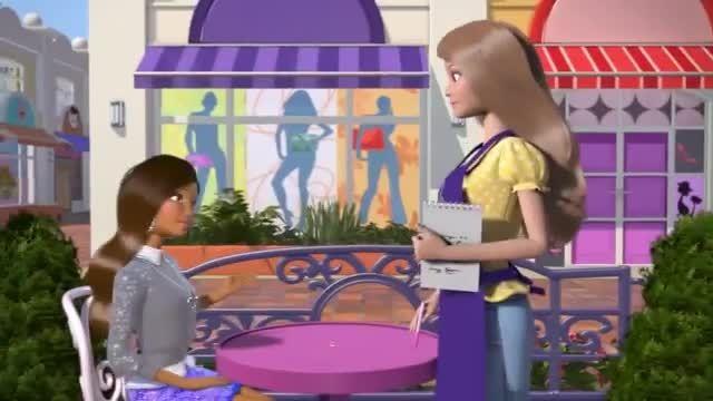 باربی وزندگی درخانه رویایی(Barbie and Dream house)