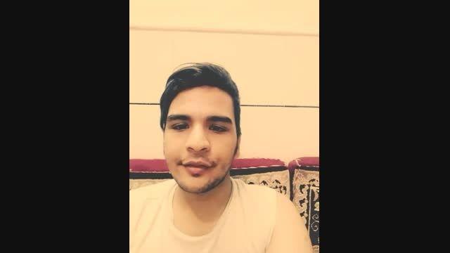 تبریک عید توسط خودم:) عیدتون مبارک